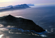 Cape Coastal Scenery